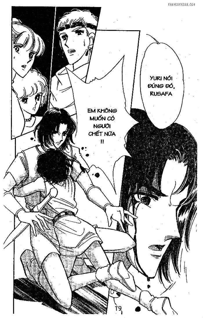 Sora wa Akai Kawa no Hotori - Dòng sông huyền bí Chapter 74 - Trang 18