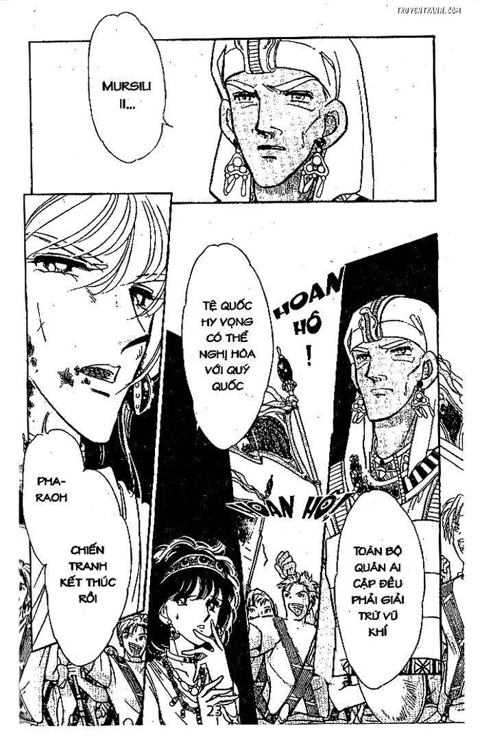 Sora wa Akai Kawa no Hotori - Dòng sông huyền bí Chapter 74 - Trang 22