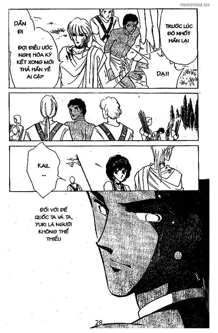 Dòng sông huyền bí Chap 74 trang 26