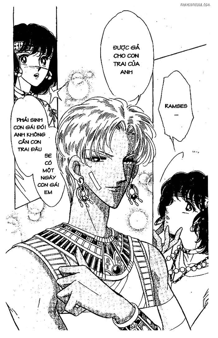 Sora wa Akai Kawa no Hotori - Dòng sông huyền bí Chapter 74 - Trang 46
