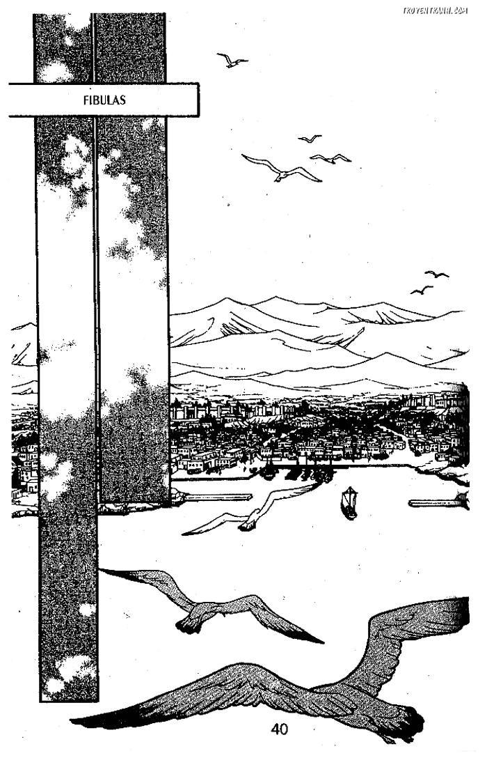Dòng sông huyền bí Chap 74 trang 36
