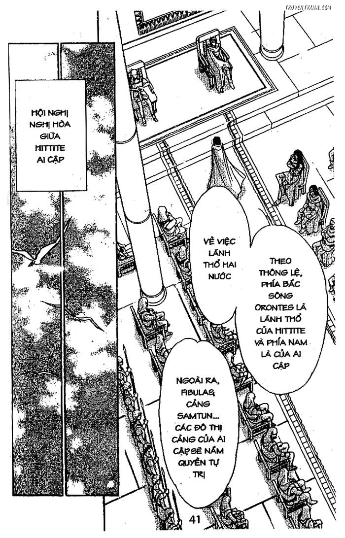 Dòng sông huyền bí Chap 74 trang 37