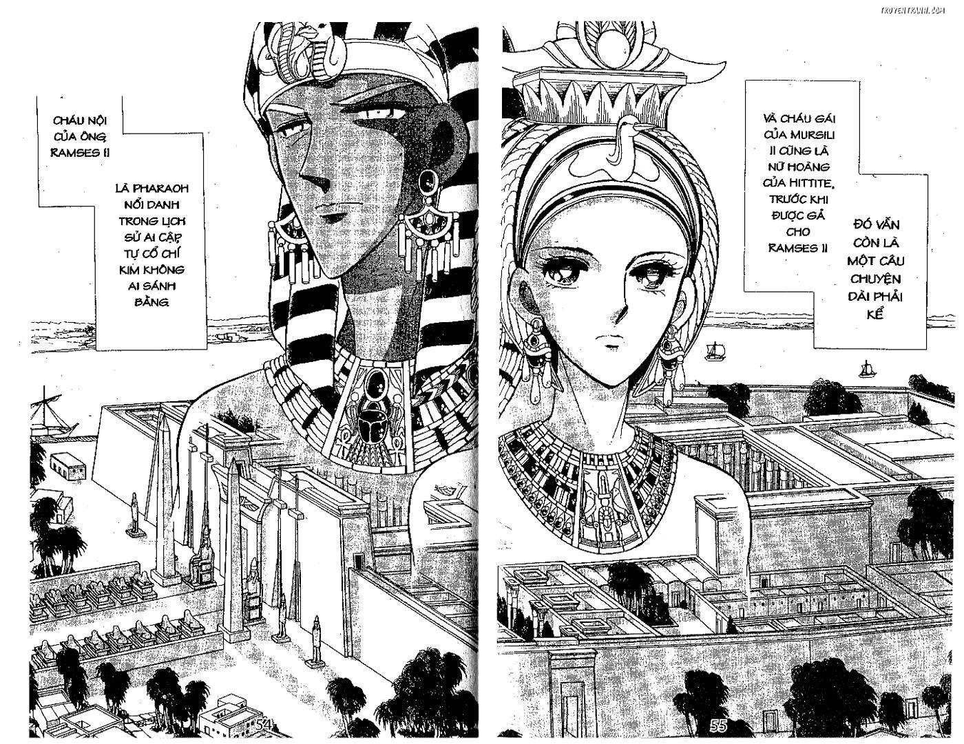 Dòng sông huyền bí Chap 74 trang 50