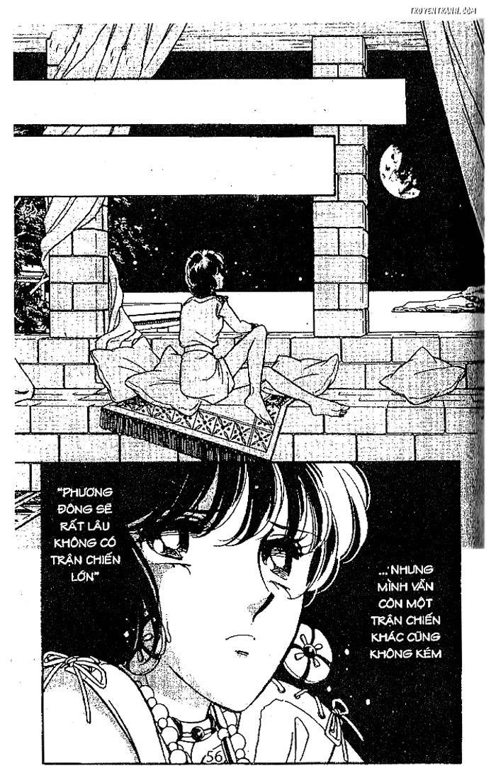 Sora wa Akai Kawa no Hotori - Dòng sông huyền bí Chapter 74 - Trang 50