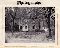 Webster House in 1944