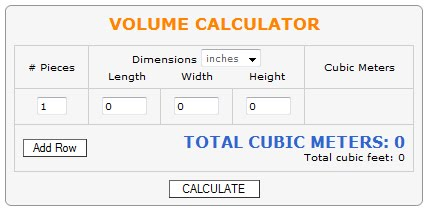 How to calculate cubic meter - Liter to cubic meter conversion calculator ...