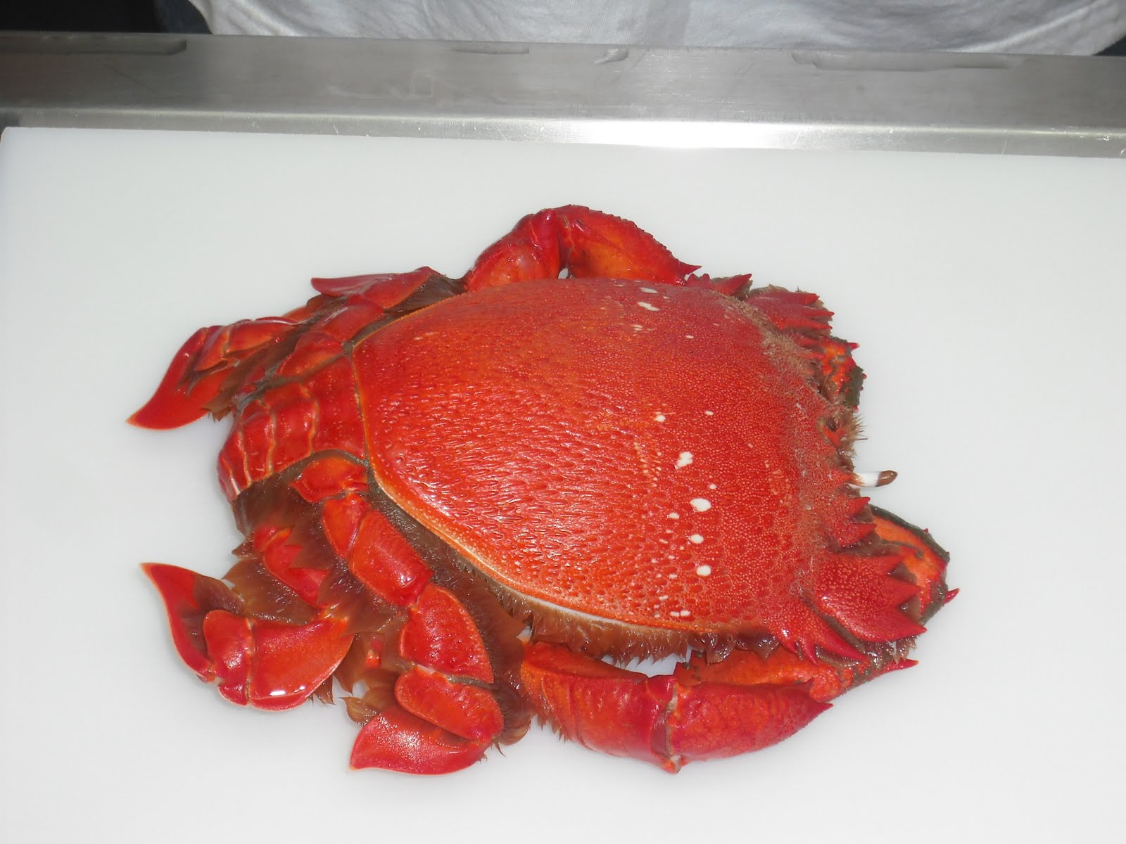 how to cook crystal crab