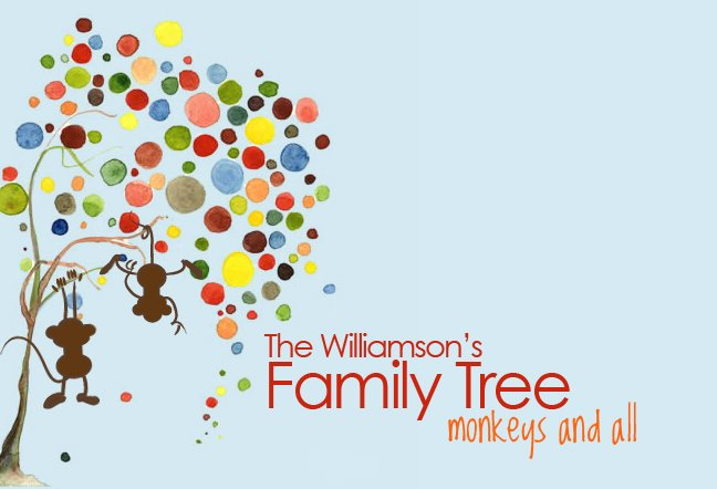 williamson's family tree