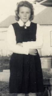 Julie, 1963, aged 15