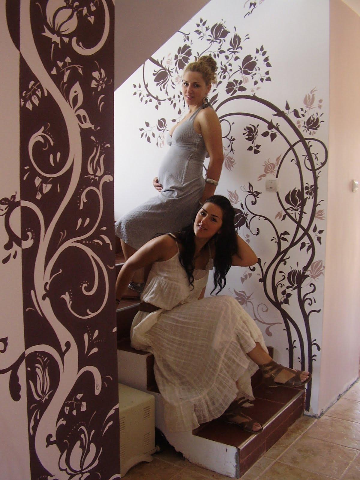 Carmen stefan mi casa decoracion pintura mural for Definicion de pintura mural