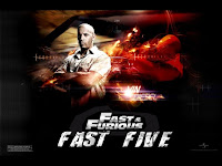 Video Fast and Furious V