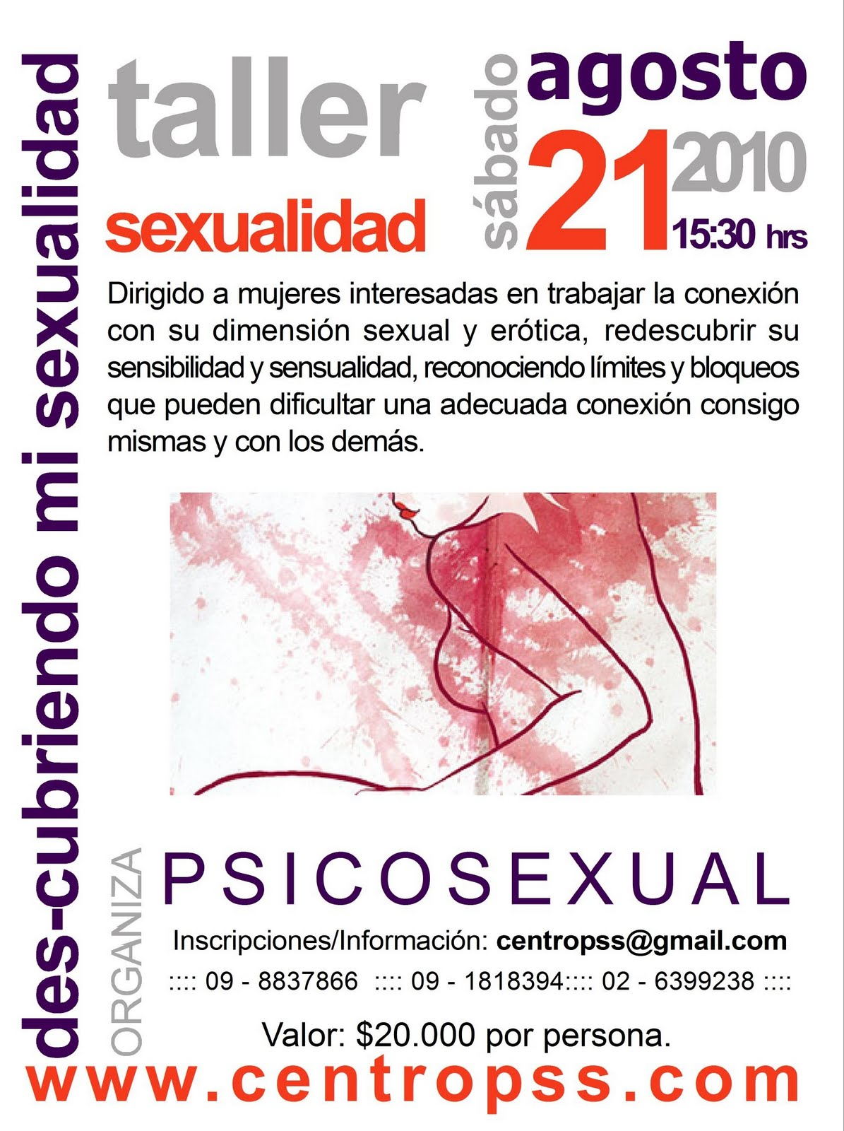 Centro de Salud Victoria Málaga: Salud sexual y
