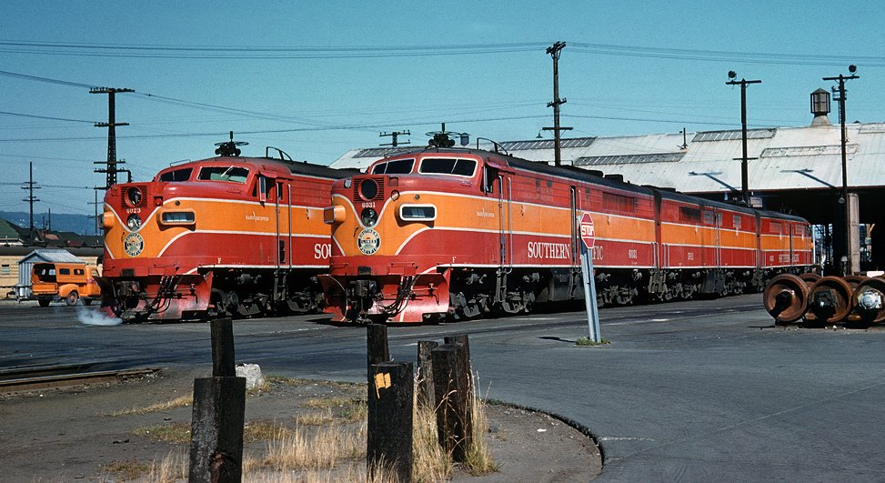 Southern Pacific Motive Power Annual 1971 Magazine