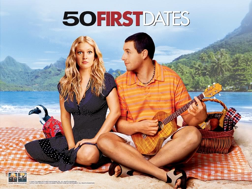 the anterograde amnesia case of lucy whitmore in the film 50 first dates 50 first dates - trailer, photos, release morning the following day, however, lucy claims not to know henry the caf owner pulls henry aside and explains that lucy suffers from anterograde amnesia meets lucy whitmore (drew barrymore), an art teacher, in a caf one morning they.