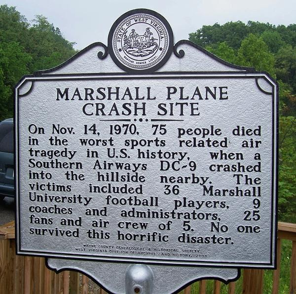 we are marshall plane crash