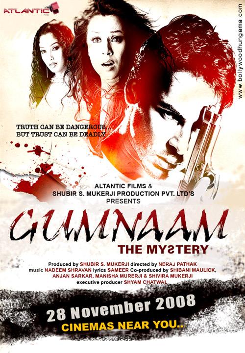 gumnaam the mystery