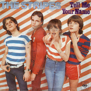 My Life's a Jigsaw: The Stripes - Tell Me Your Name (1980)