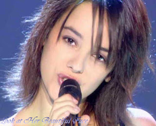 Alizée Jacotey Beautiful Face