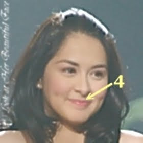 Marian Rivera Face's 9 Cute Attractiveness