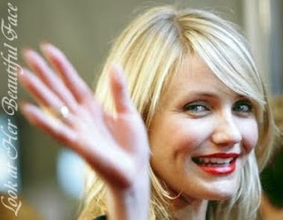 Cameron Diaz Beautiful Face