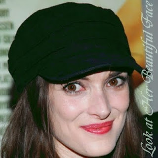 Winona Ryder Beautiful Face