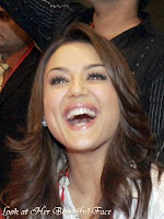 Look At Preity Zinta Beautiful Face