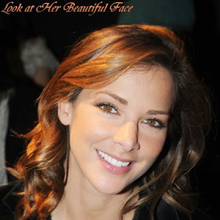 Look At Melissa Theuriau Beautiful Face