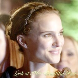 Natalie Portman Beautiful Face