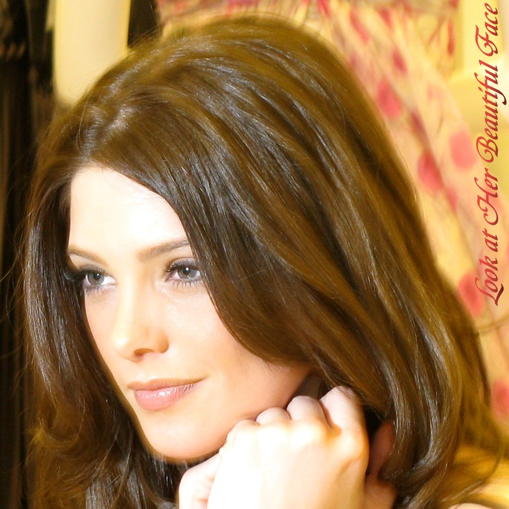 Look At Her Beautiful Face Look At Ashley Greene