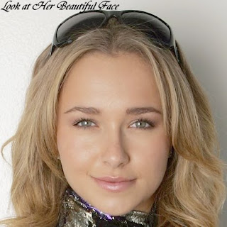 Hayden Panettiere Beautiful Face