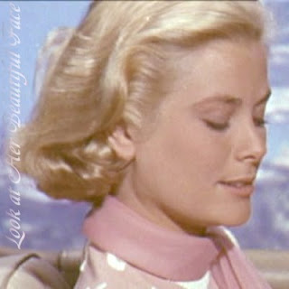Grace Kelly Classic Beautiful Face
