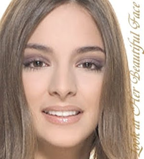 Evgenia Karahaliou Beautiful Face