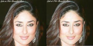 Kareena Kapoor And Her Exotic Hexagonal Face
