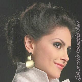 Natália Guimarães Beautiful Face
