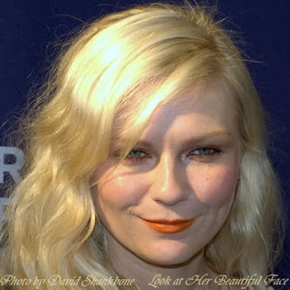 Kirsten Dunst 3 Distinctive Facial Features