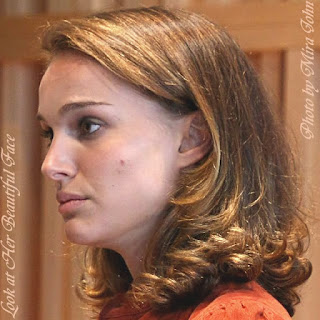 The Beauty of Natalie Portman Intelligent Facial Expression