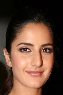 Katrina Kaif Face Shape