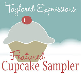 I'm a Featured Cupcake Sampler!