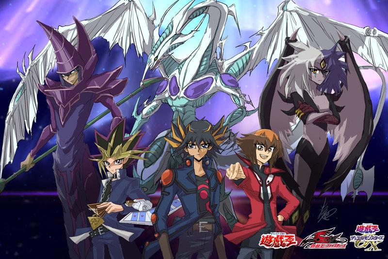 4Kids: La distribuidora quiere mantener los derechos de Yu-Gi-Oh!   YuGiOh_10th_anniversary___main_by_TSUTAYA07