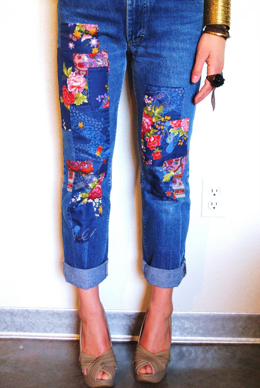 You searched for: patched jeans! Etsy is the home to thousands of handmade, vintage, and one-of-a-kind products and gifts related to your search. No matter what you're looking for or where you are in the world, our global marketplace of sellers can help you find unique and affordable options. Let's get started!