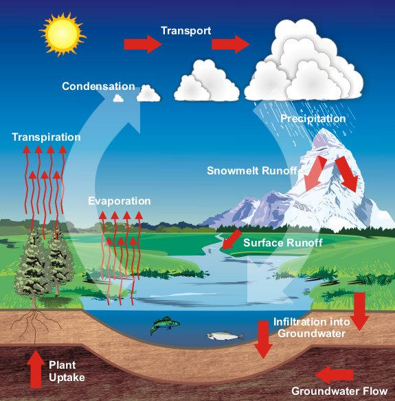 Laman Sains Tahun 5 Proses Kejadian Hujan