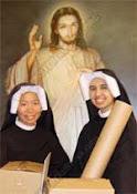 Hermanas de la Congregación a la que perteneció Faustina