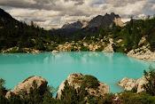 Lago Sorapis. Dolomite. Xullo 2010