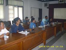 audiency di gedung dewan