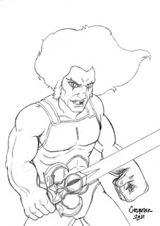 Thundercats Toys on Did You Ever Have Any Of The Old Ljn Thundercats Toys I Never Did Even