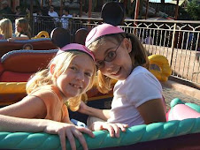 Tissy and Tally at Disney