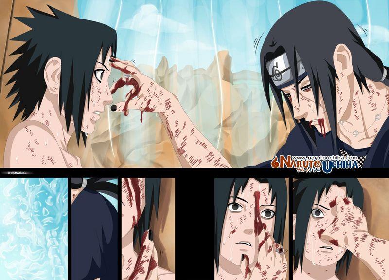 naruto vs sasuke shippuden gif. Naruto Shippuden Vs Naruto. vs