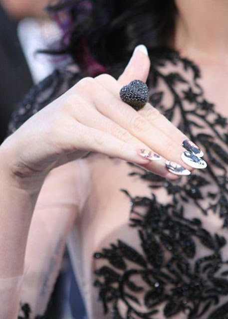 Katy Perry Minx Nails tattoo design