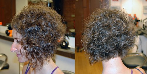 layered long hair style