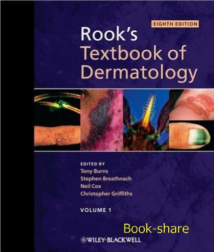 rooks text book of dermatology pdf